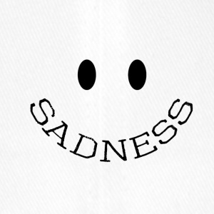 sadness? - Flexfit Baseball Cap