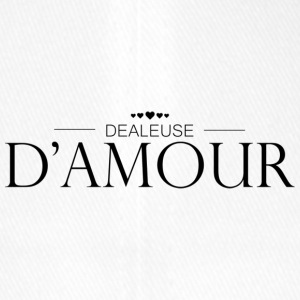 Dealeuse d'amour - Casquette Flexfit