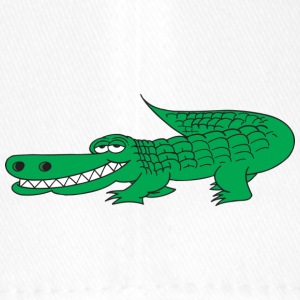 Grinning Alligator - Casquette Flexfit