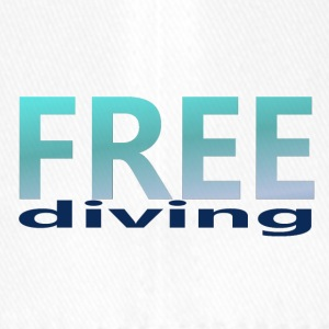 freediving - Flexfit Baseball Cap