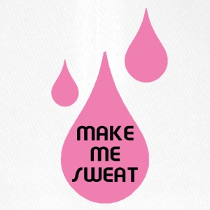 make me sweat - Flexfit Baseball Cap