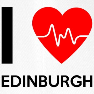 I Love Edinburgh - I love Edinburgh - Flexfit Baseball Cap