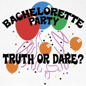 Bachelorette Party Truth or Dare - Flexfit Baseball Cap