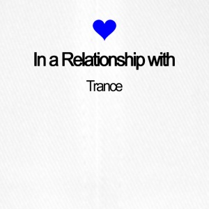 In a Relationship with Trance - Flexfit Baseballkappe
