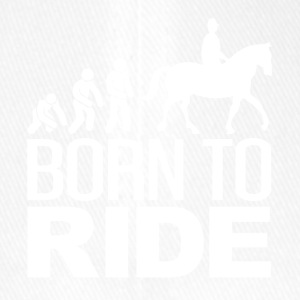 Born to Ride - Geeschenkidee - Flexfit lippis