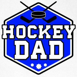 Hockey Dad - Flexfit basebollkeps