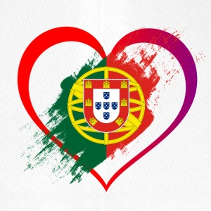 I LOVE PORTUGAL COLLECTION - Flexfit Baseballkappe