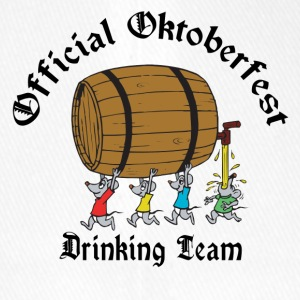 Oktoberfest Drinking Team - Flexfit Baseball Cap