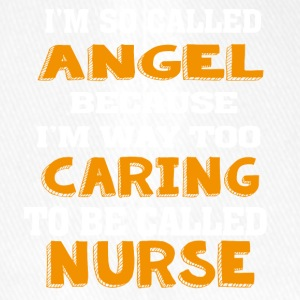 Angel Caring Nurse - Flexfit Baseball Cap