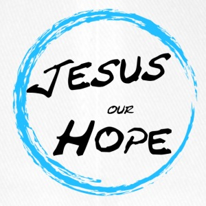 Jesus our hope - Flexfit Baseball Cap