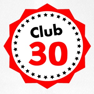 Club 30, gift for 30 year olds - Flexfit Baseball Cap