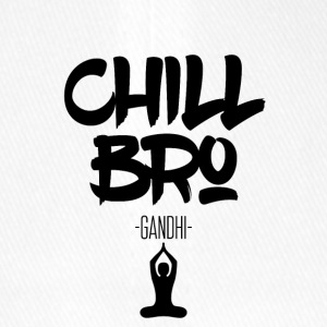Chill Out Bro - Flexfit basebollkeps