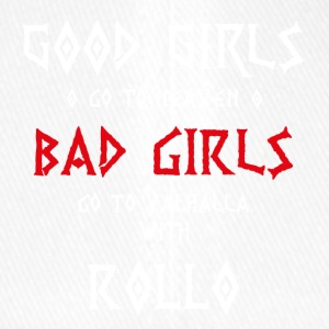 Bad Girls med Roll vol.2 - Flexfit basebollkeps