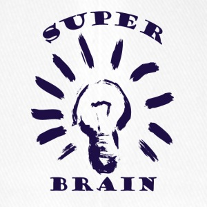 Super Brain Dark - Flexfit baseballcap