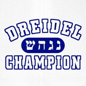 dreidel champion - Flexfit Baseball Cap