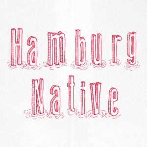 Hamburg Native - Flexfit Baseball Cap