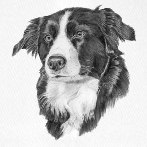 Border-Collie 2 - Flexfit Baseballkappe