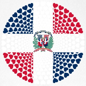 Dominican Republic Dominican Love Mandala - Flexfit Baseball Cap