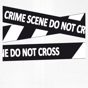 Crimescene - Flexfit baseballcap