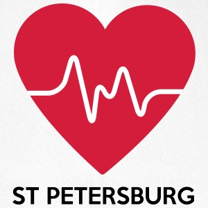 Heart St Petersburg - Flexfit basebollkeps