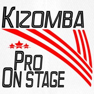 Kizomba Pro - On Stage black - Pro Dance Edition - Flexfit Baseball Cap
