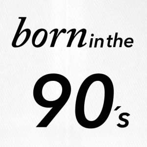 Born in the 90's - Flexfit Baseball Cap