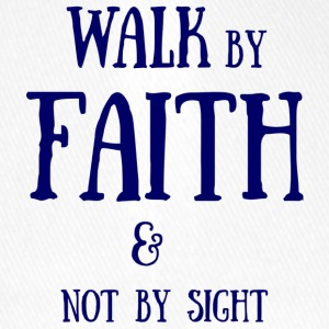 Walk by Faith - Flexfit Baseballkappe