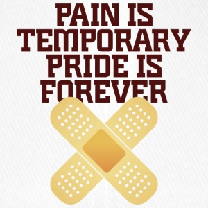 Pain Is Temporary. Pride Is Forever! - Flexfit Baseball Cap