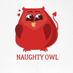 Naughty Owl St Valentines Day Gift Lovers - Flexfit Baseball Cap