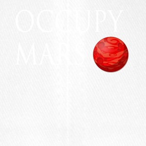 Occupy March Space - Flexfit baseballcap