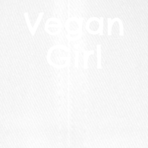"Vegan T-shirt ""Vegan Girl"" - Flexfit Baseball Cap"