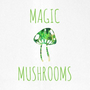 Magic mushrooms magic mushrooms - Flexfit Baseball Cap
