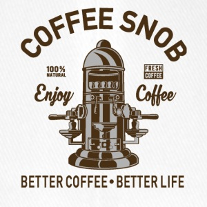 COFFEE SNOB - Flexfit Baseball Cap