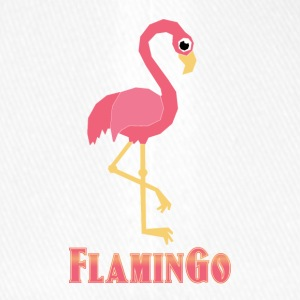 Flamingo - Flexfit Baseball Cap