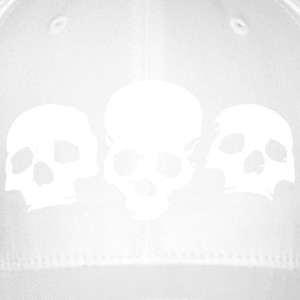 skulls-on-parade - Flexfit baseballcap