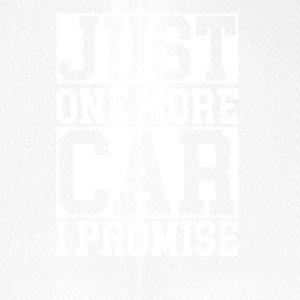 just one more car - Flexfit Baseballkappe