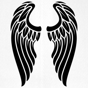 Logo Angels Wings - Casquette Flexfit