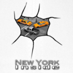 New York inuti - Flexfit basebollkeps