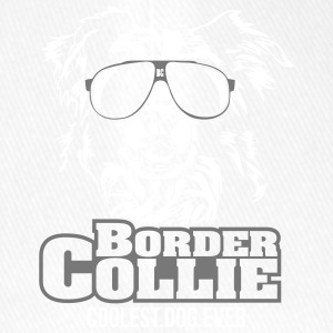 BORDER COLLIE coolest dog - Flexfit Baseball Cap