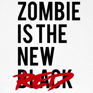 Zombie: Zombie Is The New Red - Flexfit Baseball Cap
