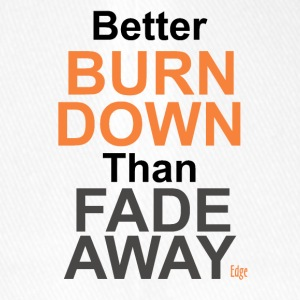 Better_Burn_Down - Flexfit Baseballkappe