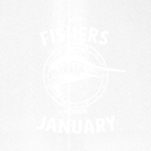 Present for fishers born in January - Flexfit Baseball Cap