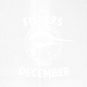 Present for fishers born in December - Flexfit Baseball Cap