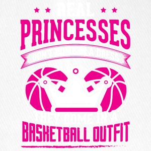 basket-ball REAL PRINCESSES - Casquette Flexfit