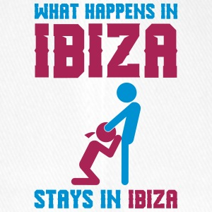 Ibiza what happens there - Flexfit Baseball Cap