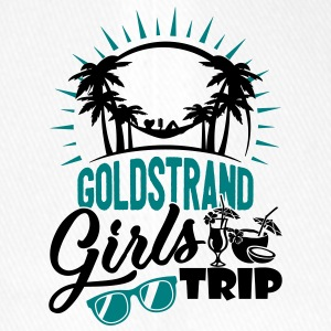 Goldstrand Girls Trip - Flexfit Baseballkappe