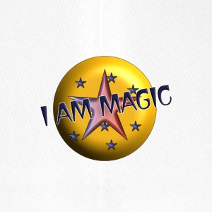 I AM Magic1 - Flexfit Baseball Cap
