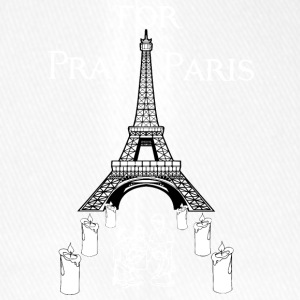 Pray for Paris - Flexfit Baseball Cap