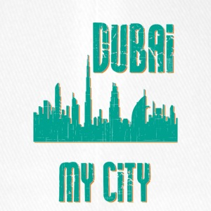 Dubai MY CITY - Flexfit basebollkeps
