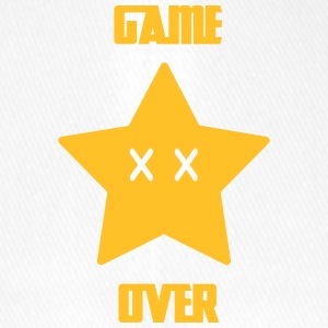 Game Over - Mario Star - Flexfit basebollkeps